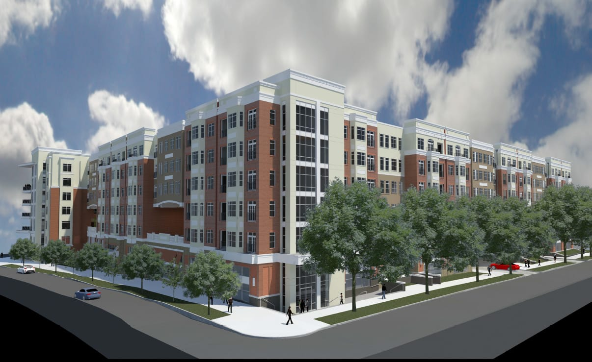 New Apartments In Charlotte Nc Lincoln At Dilworth